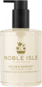Noble Isle Golden Harvest Bubble Bath & Shower Gel (250mL)