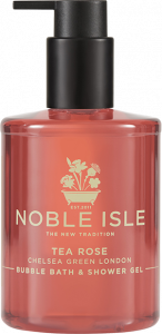 Noble Isle Tea Rose Bath & Shower Gel (250mL)