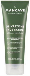 ManCave Olivestone Face Scrub (100mL)