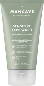 ManCave Sensitive Face Wash (125mL)