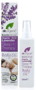 Dr. Organic Lavender Lavender Sleep Therapy Body Oil ( 125mL)