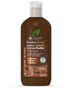 Dr. Organic Cocoa Butter Creamy Shampoo (265mL)