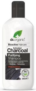 Dr. Organic Charcoal Shampoo (265mL)