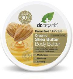 Dr. Organic Shea Butter Body Butter (200mL)
