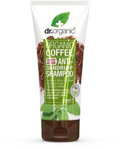 Dr. Organic Coffee Mint Anti-dandruff Shampoo (200mL)