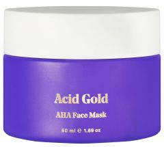 Bybi Acid Gold AHA Resurfacing Face Mask (50mL)