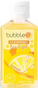 Lemongrass Anti-Bacterial Cleansing Hand Gel (50mL)