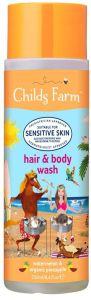 Childs Farm Hair & Body Wash Watermelon & Pineapple (250mL)