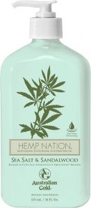 Australian Gold Hemp Nation Sea Salt & Sandalwood Tan Extender (535mL)