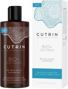 Cutrin Bio+ Re-Balance Shampoo (250mL)