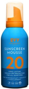 EVY Sunscreen Mousse SPF20 (150mL)