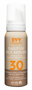 EVY Daily UV Face Mousse (75mL)