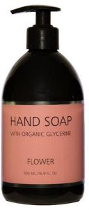 DKS Handsoap Flower with Organic Glycerine (500mL)