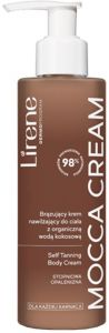 Lirene Self Tanning Cream Mocca (190mL)