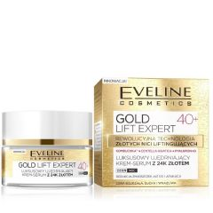 Eveline Cosmeticsgold Lift Expert Day And Night Cream 40+ (50mL)
