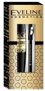 Eveline Cosmetics Eye Make-upgift Set: Eye Liner Pencil, Mascara