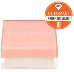 Wibo WIBOmood Transparent Baking Powder