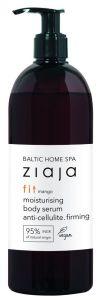 Ziaja Baltic Home Spa Moisturising Body Serum, Anti-cellulite, Firming (400mL)
