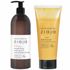 Ziaja Baltic Home SPA Gift Set