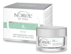 Norel Dr Wilsz Acne Cream with Silver Ions (50mL)