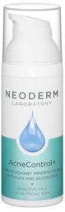 Neoderm AcneControl+ Cream LHA & Silver Ions (50mL)