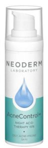 Neoderm AcneControl+ Night Time Acid Therapy 15% (30mL)
