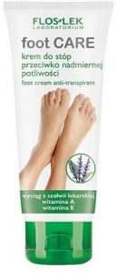 Floslek Anti-Perspirant Foot Cream (100mL)