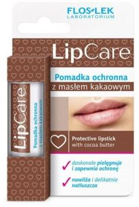 Floslek Protective Lipstick with Cocoa Butter