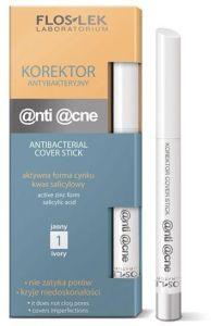 Floslek Anti Acne Antibacterial Cover Stick Light