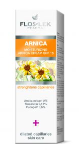 Floslek Moisturising Arnica Cream SPF15 (50mL)
