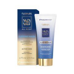 Floslek Skincare Expert Overnight Mask Active Smoothing (75mL)