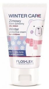 Floslek Winter Protective Cream for Children (50mL)