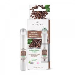 Floslek Lid & Under Eye Serum With Eyebright And Caffeine (15mL)