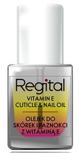 Regital Cuticle&Nail Oil (11mL)