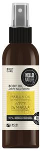 Hello Nature Marul Oil Body-hair-face Softness & Tenderness (130mL)