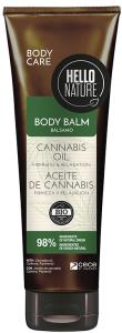 Hello Nature Body Balm Cannabis Oil Firmness & Relaxation (250mL)