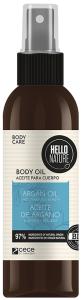 Hello Nature Argan Oil Body-Hair-Face Smoothness & Beauty (130mL)