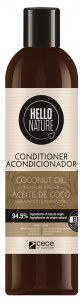 Hello Nature Conditioner Coconut Oil Moisture & Repair (300mL)