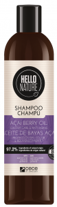 Hello Nature Shampoo Acai Oil Colour Care Anti-aging (300mL)