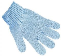 Donegal Bath Glove Mixed Colour