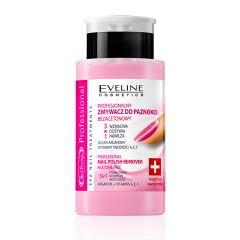 Eveline Cosmetics Nail Therapy Nail Polish Remover (190mL)