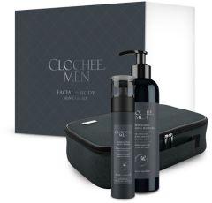 Clochee Men Everyday Face & Body Care Set