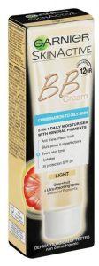 Garnier Skin Naturals BB Cream - Oil Free Miracle Skin Perfector 5-in-1 (40mL) Light