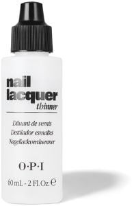 OPI Nail Lacquer Thinner (60mL)