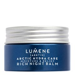 Lumene Artic Hydra [Arktis] Moisture & Relief Rich Night Balm (50mL)