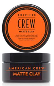 American Crew Matte Clay (85g)