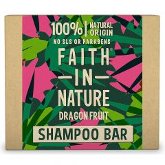 Faith in Nature Shampoo Bar Dragon Fruit (85g)