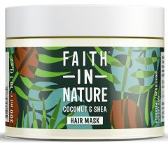 Faith in Nature Coconut & Shea Hydrating Hair Mask (300mL)
