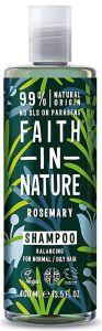 Faith in Nature Balancing Shampoo Rosemary (400mL)