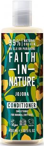 Faith in Nature Smoothing Conditioner Jojoba (400mL)